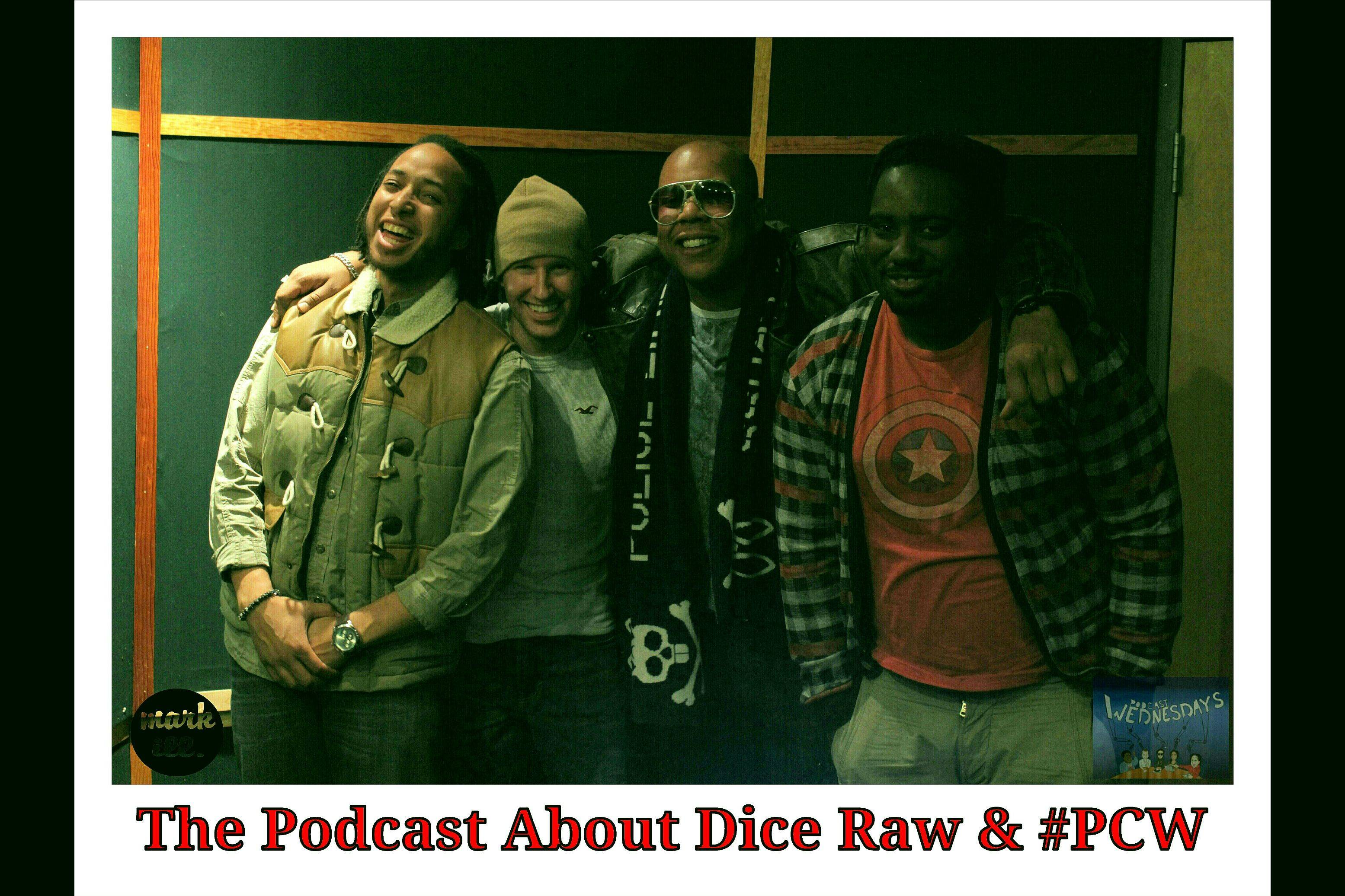 #PodcastWednesdays Season 3 Finale Trailer w/@DiceRaw [Video]