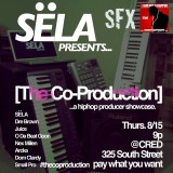 #NightMarket LIVE! – @SelaHipHop x @IAmNotARapper58 Presents: #TheCoProduction [Video]